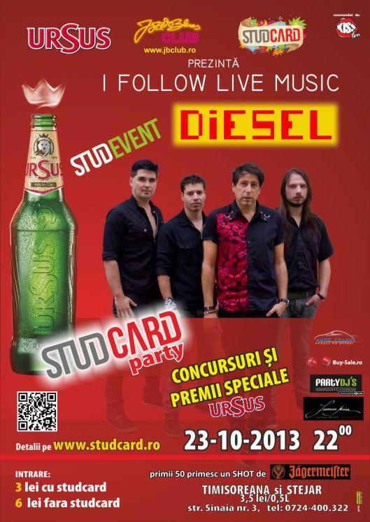 Studcard - Diesel