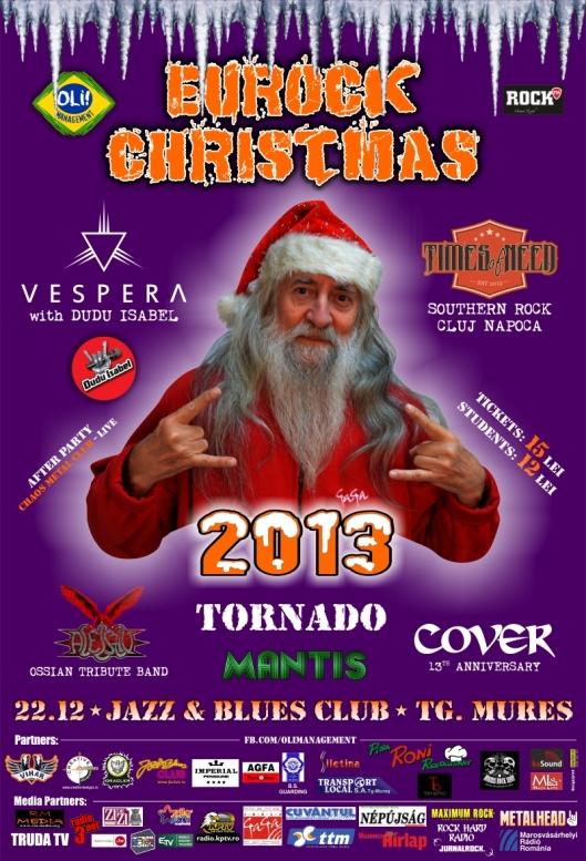 EUROCK CHRISTMAS 2013