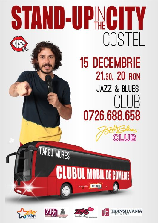 Stand UP Costel