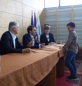 Autograf de la Principele Nicolae Al Romaniei
