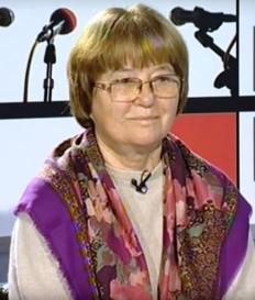 Szász Lenke, traducătoarea romanului din esperanto.jpg