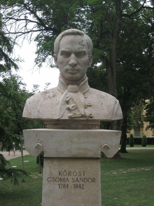 Sándor_Kőrösi_Csoma's_sculpture_(Balatonfüred).jpg
